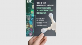 Double Sided A5 Flyer Mockups 01